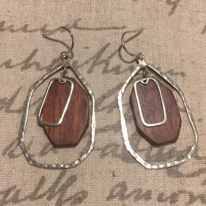 Silpada Wildwood Earrings